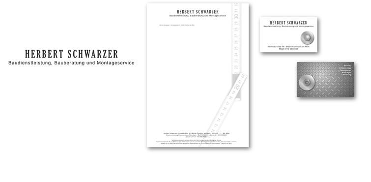 <b>Auftraggeber:</b> Baudienstleister, Herbert Schwarzer, Frankfurt (M)